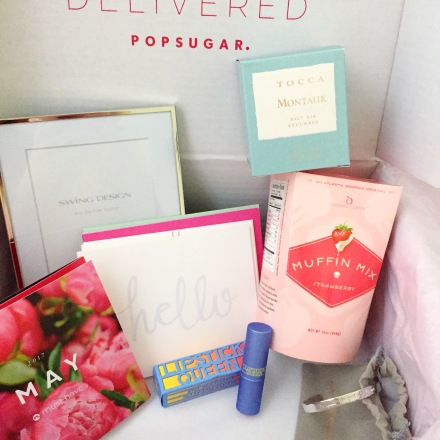POPSUGAR Must Have Review: May 2017 - Pink Bows & Twinkle Toes