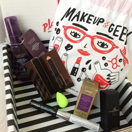 PLAY! By Sephora Review: August 2017 - Pink Bows & Twinkle Toes