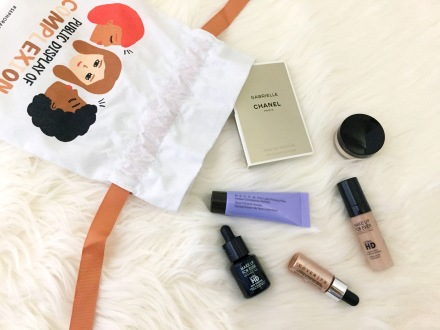 PLAY! by Sephora Review: October 2017 - Pink Bows & Twinkle Toes
